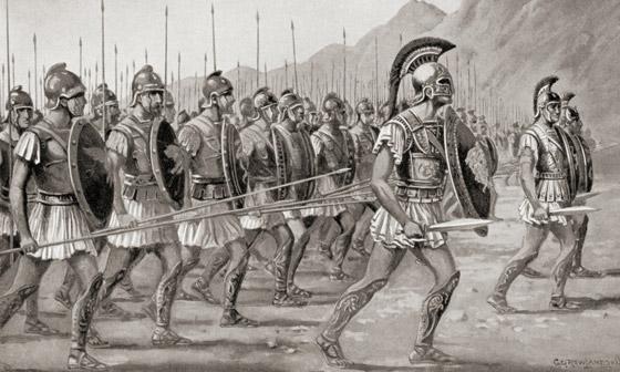صورة رقم 1 - هكذا هزم الإسكندر الأكبر إمبراطورية الفرس رغم عدد جنوده الأقل!