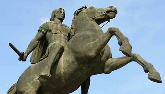 صورة رقم 2 - هكذا هزم الإسكندر الأكبر إمبراطورية الفرس رغم عدد جنوده الأقل!