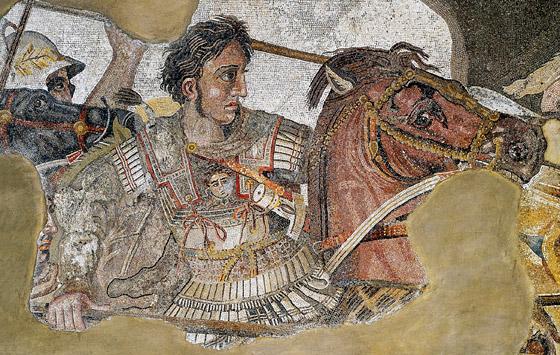 صورة رقم 3 - هكذا هزم الإسكندر الأكبر إمبراطورية الفرس رغم عدد جنوده الأقل!