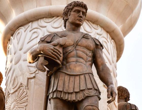 صورة رقم 4 - هكذا هزم الإسكندر الأكبر إمبراطورية الفرس رغم عدد جنوده الأقل!