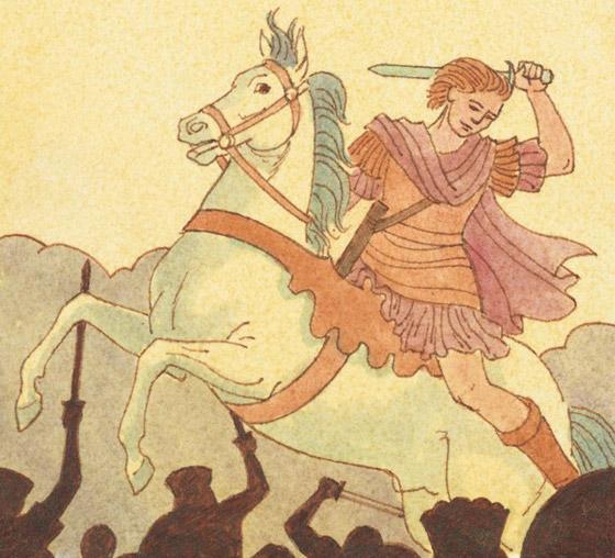 صورة رقم 9 - هكذا هزم الإسكندر الأكبر إمبراطورية الفرس رغم عدد جنوده الأقل!