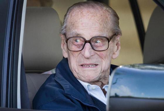 صورة رقم 5 - جراح أردني الأصل بين فريق يعالج الأمير فيليب بالمستشفى