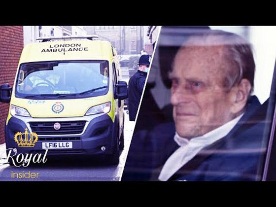 صورة رقم 4 - جراح أردني الأصل بين فريق يعالج الأمير فيليب بالمستشفى