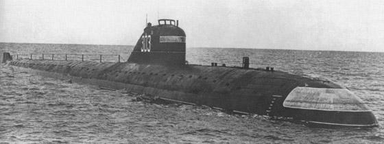 صورة رقم 4 - الكنز المدفون.. قصة الغواصة الروسية الغارقة بحمولة نووية