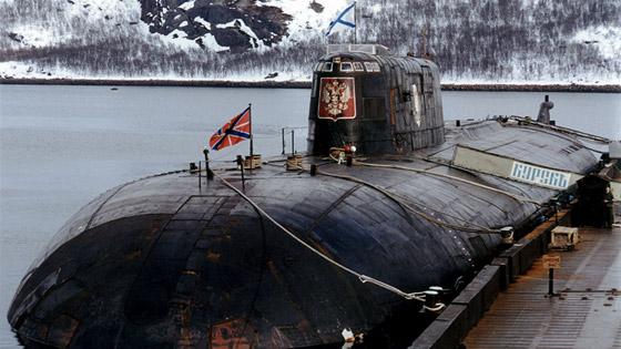 صورة رقم 5 - الكنز المدفون.. قصة الغواصة الروسية الغارقة بحمولة نووية