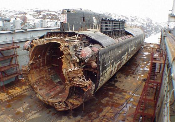 صورة رقم 6 - الكنز المدفون.. قصة الغواصة الروسية الغارقة بحمولة نووية