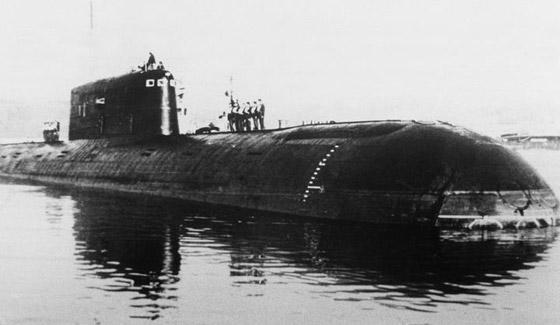 صورة رقم 7 - الكنز المدفون.. قصة الغواصة الروسية الغارقة بحمولة نووية