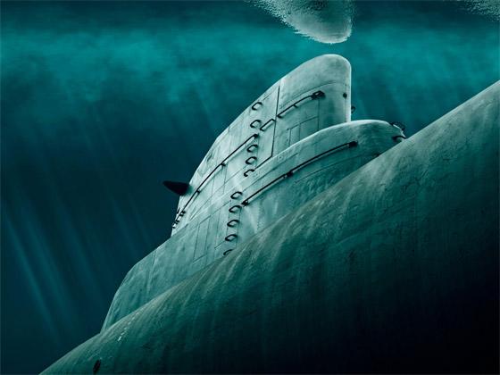 صورة رقم 1 - الكنز المدفون.. قصة الغواصة الروسية الغارقة بحمولة نووية