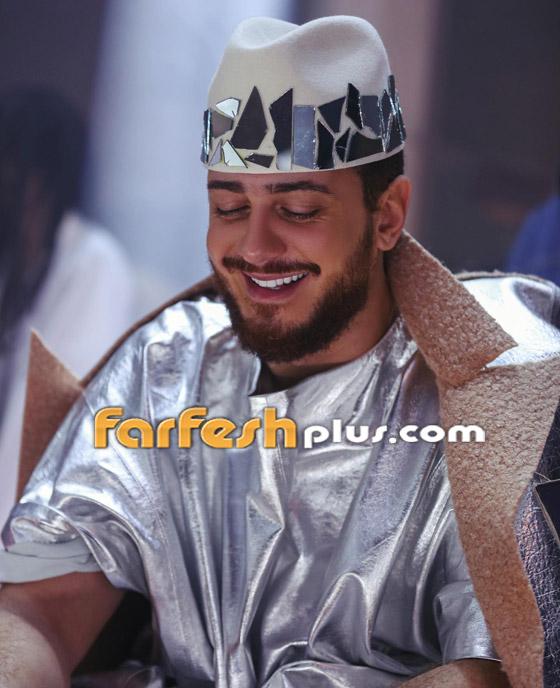 صورة رقم 2 - سعد لمجرد يحيي تراث المغرب بأغنية (الغادي وحدو)