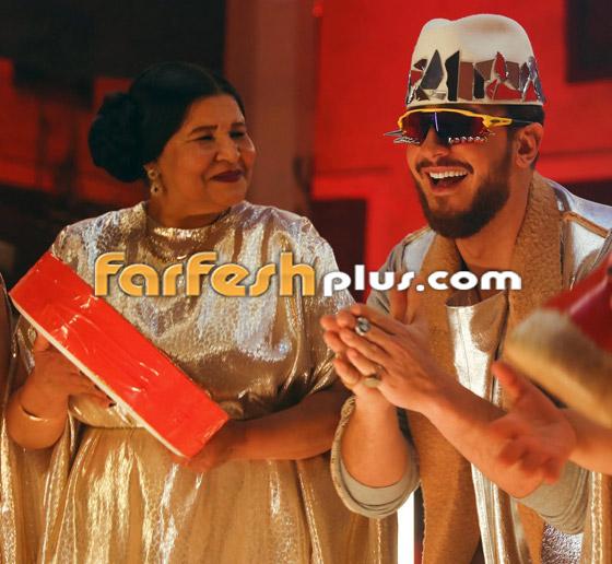 صورة رقم 3 - سعد لمجرد يحيي تراث المغرب بأغنية (الغادي وحدو)
