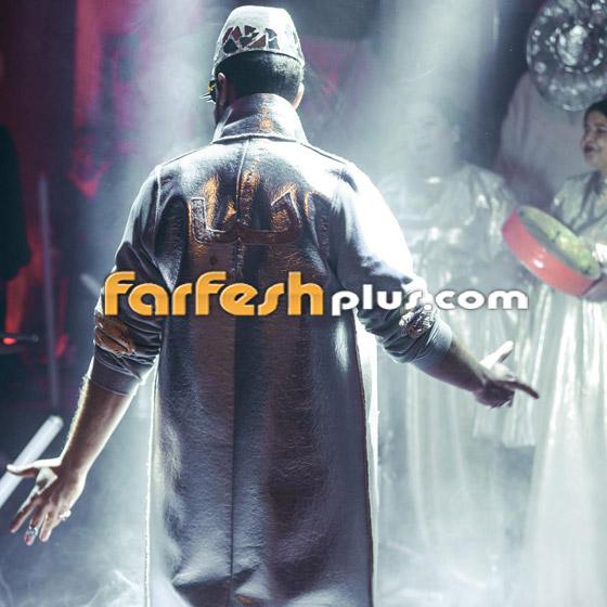 صورة رقم 4 - سعد لمجرد يحيي تراث المغرب بأغنية (الغادي وحدو)