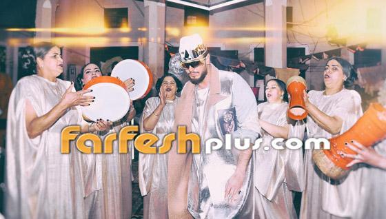 صورة رقم 5 - سعد لمجرد يحيي تراث المغرب بأغنية (الغادي وحدو)
