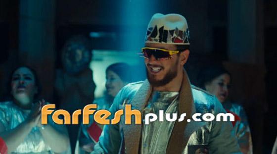صورة رقم 8 - سعد لمجرد يحيي تراث المغرب بأغنية (الغادي وحدو)