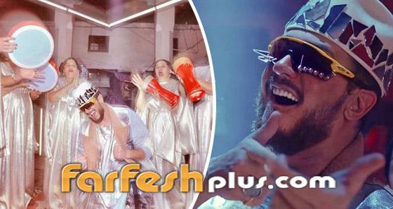 صورة رقم 10 - سعد لمجرد يحيي تراث المغرب بأغنية (الغادي وحدو)
