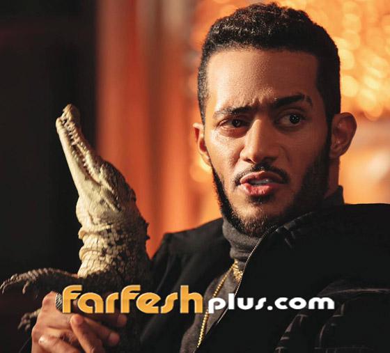 صورة رقم 12 - مسدس وجوكر وحيوانات مفترسة في كليب (أنا البطل) واتهام محمد رمضان بالسرقة!!