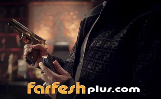 صورة رقم 4 - مسدس وجوكر وحيوانات مفترسة في كليب (أنا البطل) واتهام محمد رمضان بالسرقة!!
