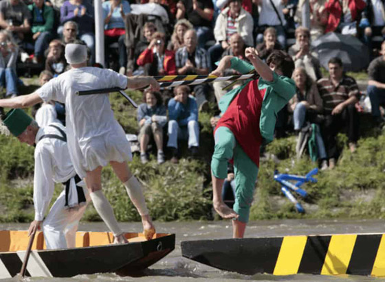صورة رقم 4 - تعرفوا إلى أخطر الألعاب والرياضات التي مارسها الإنسان عبر التاريخ