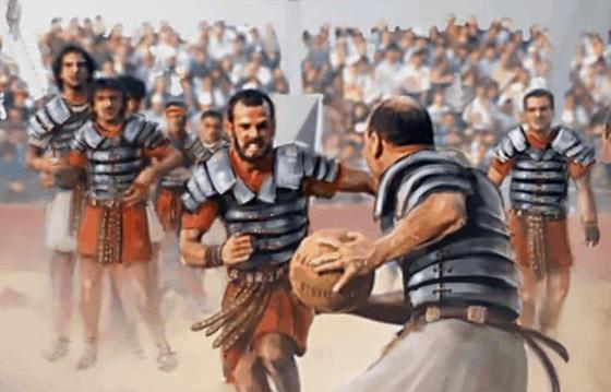 صورة رقم 5 - تعرفوا إلى أخطر الألعاب والرياضات التي مارسها الإنسان عبر التاريخ