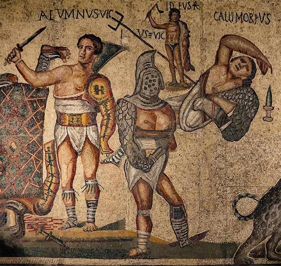 صورة رقم 11 - تعرفوا إلى أخطر الألعاب والرياضات التي مارسها الإنسان عبر التاريخ