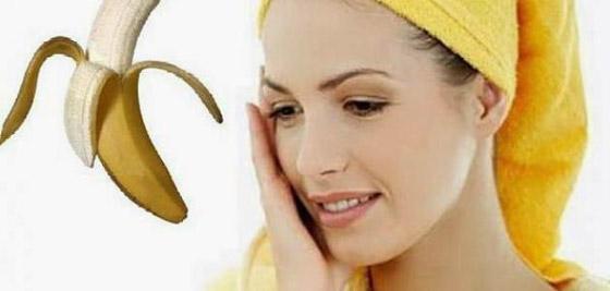 صورة رقم 4 - فوائد الموز للبشرة