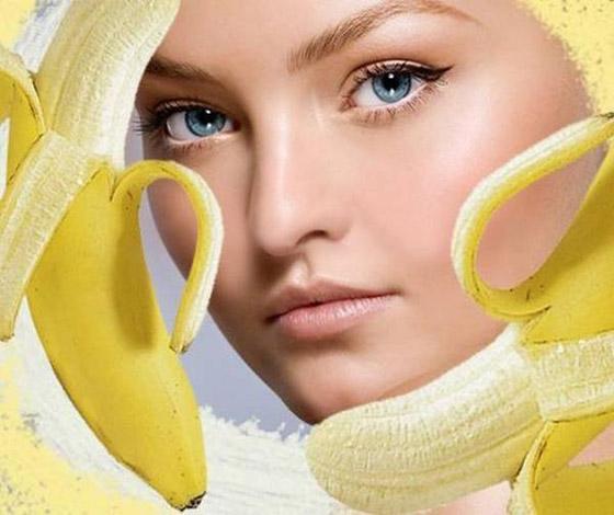 صورة رقم 2 - فوائد الموز للبشرة