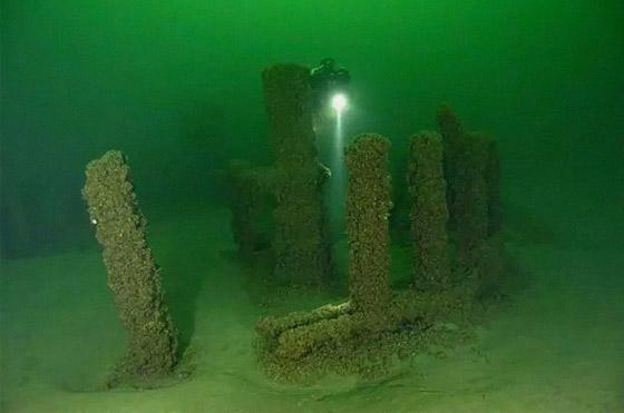 صورة رقم 7 - تعرفوا إلى 10 غرائب وعجائب وجدت في قاع البحار والمحيطات! صور