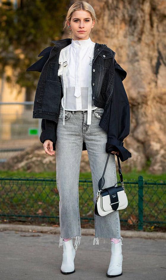 صورة رقم 3 - 6 نصائح تساعد القصيرات على اختيار ملابس تجعلهن أكثر طولا