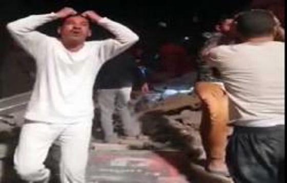 صورة رقم 9 - بالفيديو والصور.. انهيار عقار من 10 طوابق في القاهرة