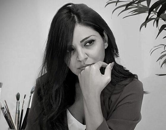صورة رقم 2 - صاحبة اللوحة الأشهر لكارثة بيروت.. رسامة لبنانية تساعد 75 عائلة! صور