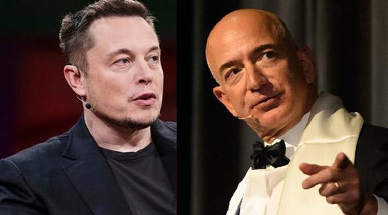 صورة رقم 2 - فوربس تعلن من هو أغنى رجل في العالم لعام 2021