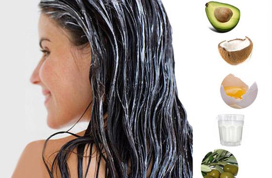 صورة رقم 1 - إليكم 4 خلطات أقنعة منزلية تعتني بأنواع الشعر المختلفة هذا الربيع