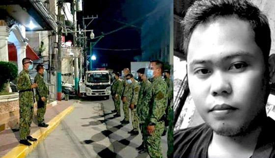 وفاة شاب فلبيني بعد عقوبة غريبة لانتهاكه إجراءات كورونا الاحترازية! صورة رقم 1