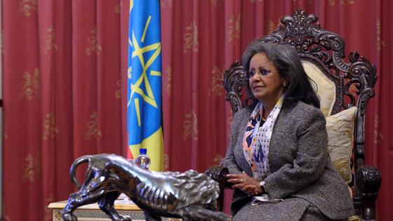 صورة رقم 3 - تصريح مستفز للمصريين.. هل قالت رئيسة إثيوبيا هذا الكلام عن السيسي فعلا؟