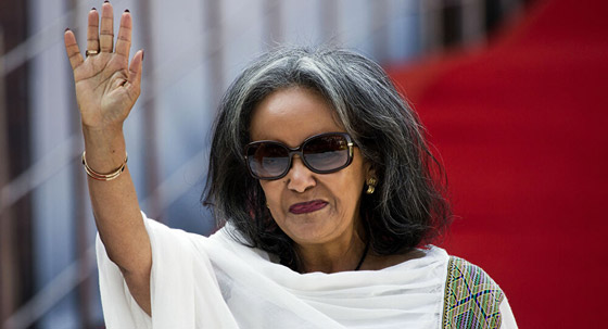 صورة رقم 6 - تصريح مستفز للمصريين.. هل قالت رئيسة إثيوبيا هذا الكلام عن السيسي فعلا؟