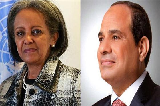 صورة رقم 2 - تصريح مستفز للمصريين.. هل قالت رئيسة إثيوبيا هذا الكلام عن السيسي فعلا؟