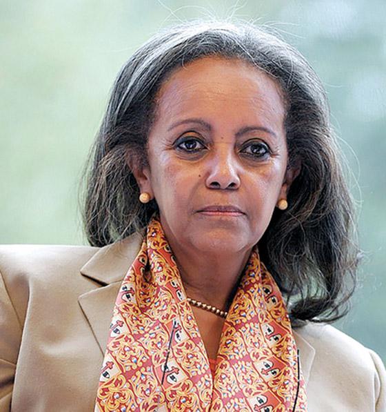 صورة رقم 5 - تصريح مستفز للمصريين.. هل قالت رئيسة إثيوبيا هذا الكلام عن السيسي فعلا؟