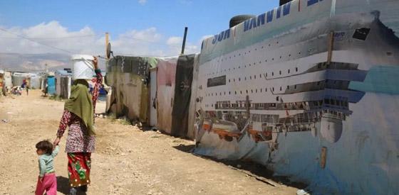 صورة رقم 2 - لجأوا إلى المخيمات.. لبنانيون ينتقلون للعيش في مخيمات اللاجئين الفلسطينيين