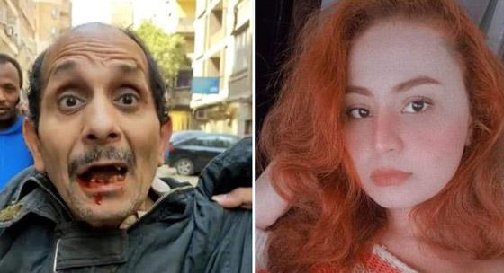 صورة رقم 5 - فيديو: فتاة مصرية (جدعة) تلكم متحرش وتسقط بعض أسنانه.. كل الاحترام