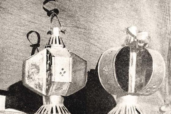 صورة رقم 1 - بدأ منذ العصر الفاطمي.. كيف تطور فانوس رمضان؟