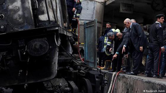 صورة رقم 3 - القطارات في مصر ـ مشكلات مزمنة وحوادث مأساوية متكررة