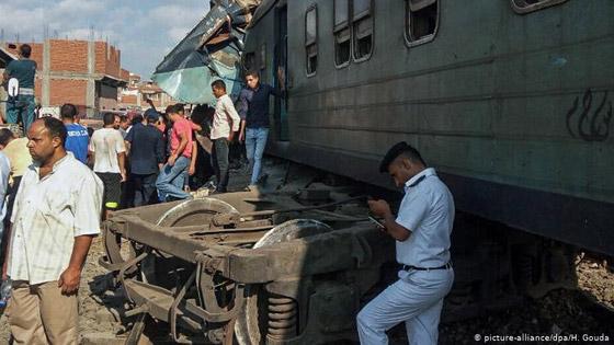 صورة رقم 4 - القطارات في مصر ـ مشكلات مزمنة وحوادث مأساوية متكررة