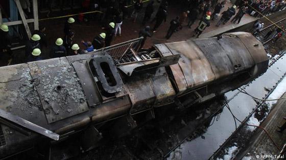 صورة رقم 5 - القطارات في مصر ـ مشكلات مزمنة وحوادث مأساوية متكررة