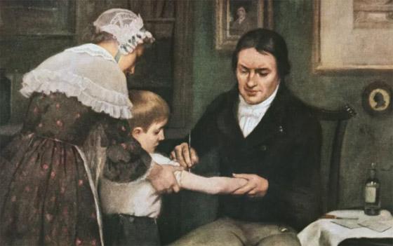 صورة رقم 2 - جواز سفر كورونا ليس الأول.. تعرفوا على تاريخ (جوازات اللقاح) خلال الأوبئة