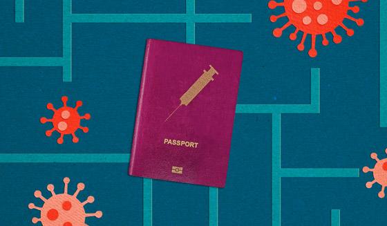 صورة رقم 8 - جواز سفر كورونا ليس الأول.. تعرفوا على تاريخ (جوازات اللقاح) خلال الأوبئة