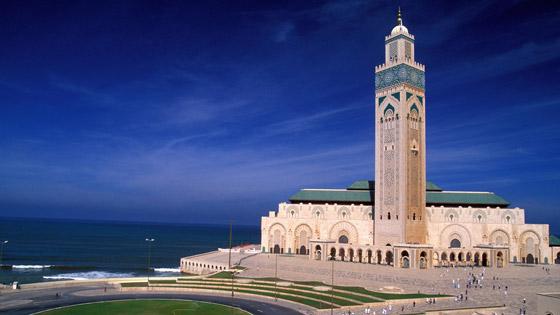 صورة رقم 6 - بالصور: تعرفوا إلى أجمل 10 مبان إسلامية مميزة حول العالم