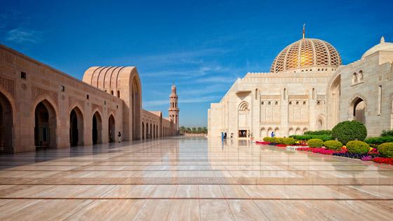صورة رقم 7 - بالصور: تعرفوا إلى أجمل 10 مبان إسلامية مميزة حول العالم