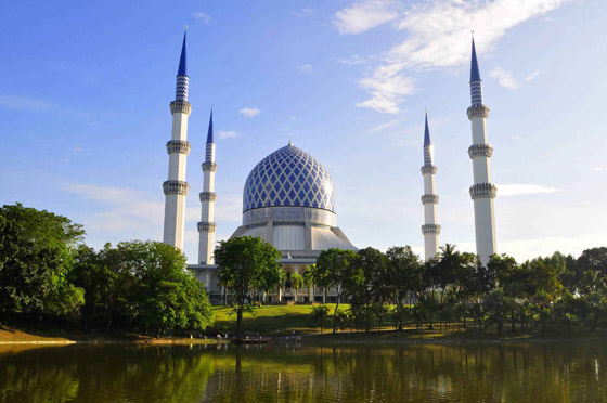 صورة رقم 9 - بالصور: تعرفوا إلى أجمل 10 مبان إسلامية مميزة حول العالم