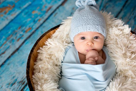 صورة رقم 1 - نصائح للعناية ببشرة حديثي الولادة!