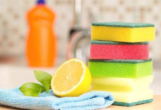 صورة رقم 4 - 20 حيلة بسيطة لإبقاء مطبخك نظيفا ومرتبا.. لن تأخذ منك أكثر من دقائق!