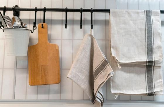 صورة رقم 9 - 20 حيلة بسيطة لإبقاء مطبخك نظيفا ومرتبا.. لن تأخذ منك أكثر من دقائق!
